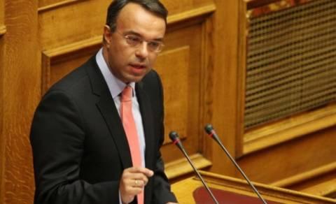 Χρ.Σταϊκούρας: Θετικά δείγματα επαναφοράς των δημοσιονομικών στόχων