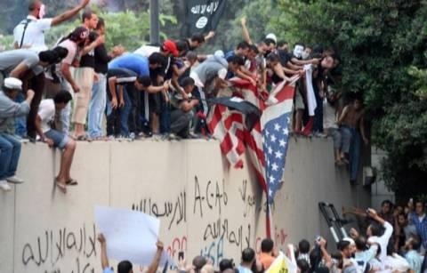 Προειδοποίηση Ομπάμα στην Αίγυπτο για την ασφάλεια της πρεσβείας
