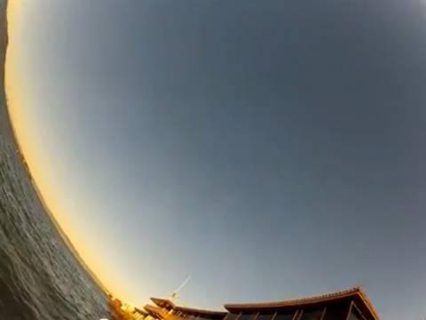 Απίστευτο βίντεο: Γλάρος αρπάζει κάμερα από τουρίστρια