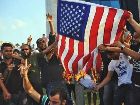 Υεμένη: Διαδηλωτές εισέβαλαν στην πρεσβεία των ΗΠΑ