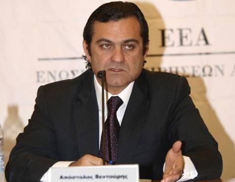 Παραιτήθηκε ο Βεντούρης από την προεδρία του ΣΕΕΝ