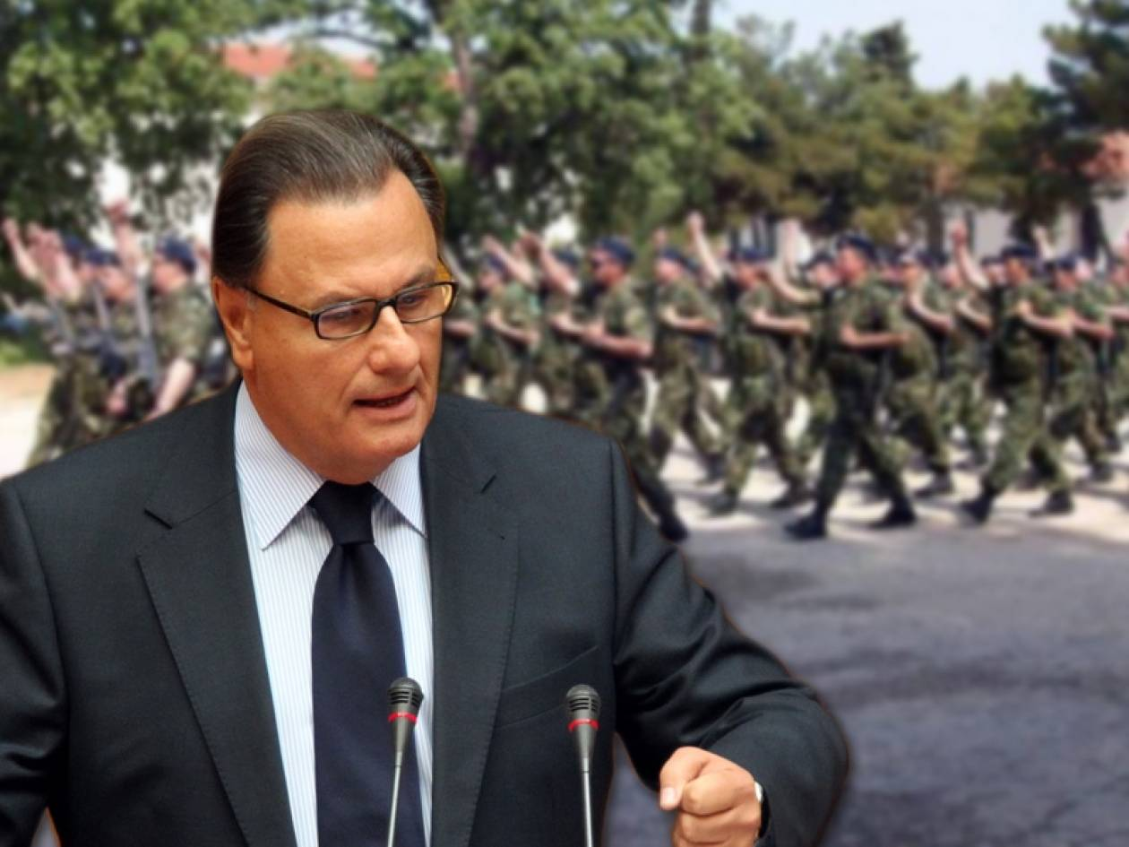Βουλή: Από καρδιάς μίλησε ο Παναγιωτόπουλος για τις Ένοπλες Δυνάμεις