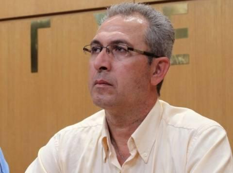 Με το αίτημα της διαγραφής παραπέμπεται ο Ν. Κιουτσούκης στην ΝΔ