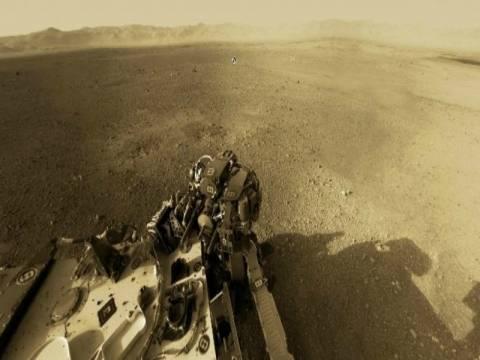 Το Curiosity ξεκινά να ψάχνει για εξωγήινη ζωή