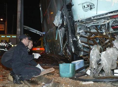 Θεσσαλονίκη: Ανετράπη πούλμαν-4 νεκροί και 23 τραυματίες ο απολογισμός