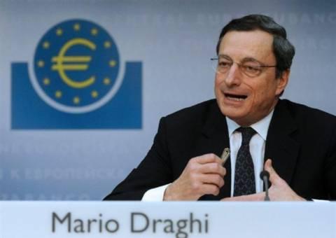 Θετικός ο Ντράγκι στο ενδεχόμενο αγοράς ομολόγων