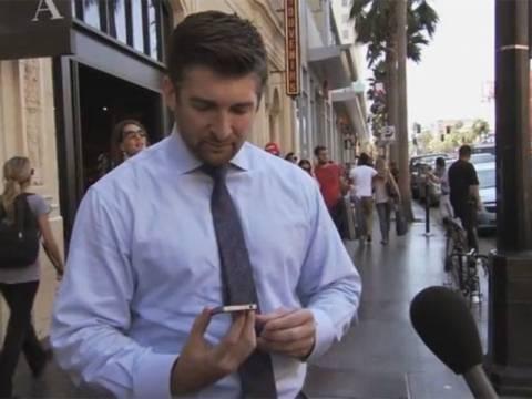 Βίντεο: Πως το iPhone 5 έκανε ρεζίλι δεκάδες Αμερικανούς!