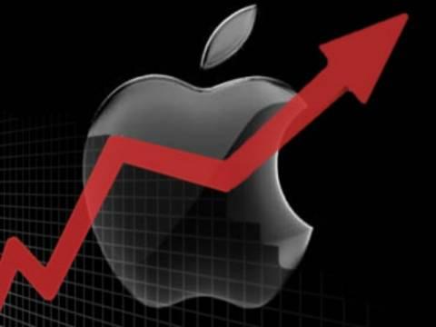 Σε νέο ιστορικό υψηλό η μετοχή της Apple