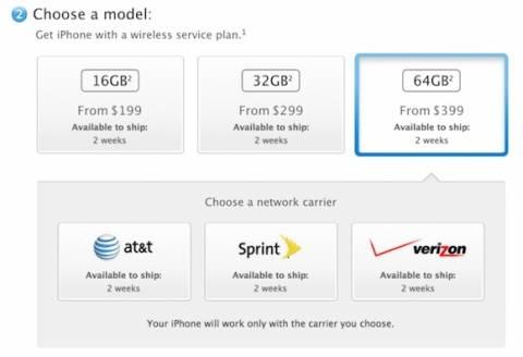 iPhone 5: Πανικός με τις προ-παραγγελίες!