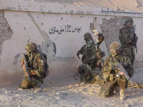 Αφγανιστάν: Δύο νατοϊκοί νεκροί από Αφγανό αστυνομικό