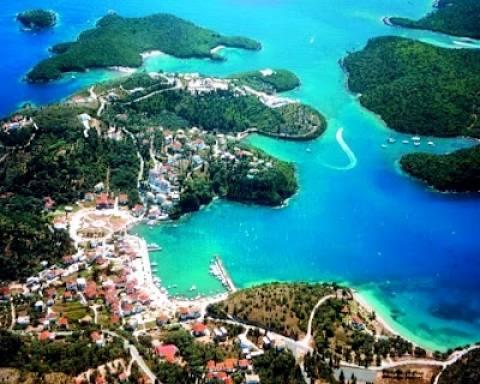 Τα 3 νησάκια που ενοικιάζονται στα Σύβοτα Θεσπρωτίας