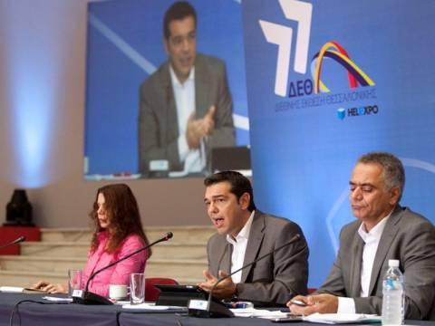 Α. Τσίπρας: Πρώτο μέλημά μας να μη περάσουν τα μέτρα