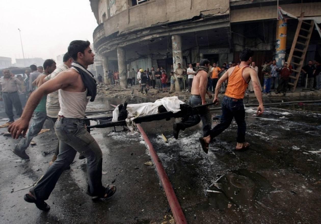 Βαγδάτη: Επτά νεκροί έπειτα από έκρηξη παγιδευμένου αυτοκινήτου