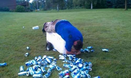 Μεθυσμένοι σε κωμικοτραγικές φωτογραφίες!