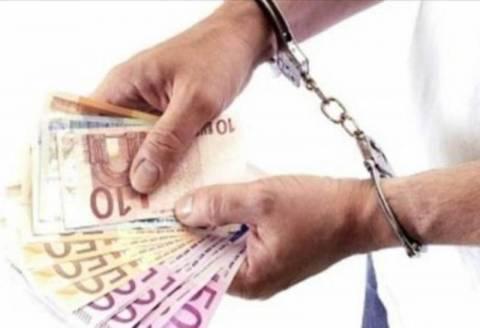 Σύλληψη συνταξιούχου για χρέη προς το Δημόσιο