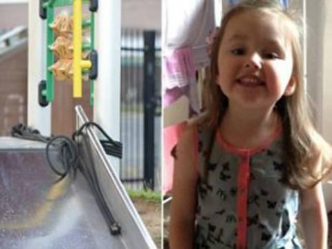 Τραγικό: 3χρονη σκοτώθηκε την πρώτη της μέρα στον παιδικό σταθμό!