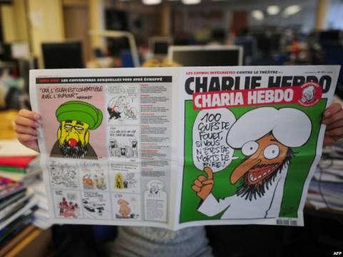 Γαλλικό σατιρικό περιοδικό θα δημοσιεύσει σκίτσα του Μωάμεθ