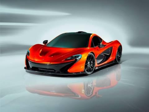 Αυτή είναι η νέα McLaren P1