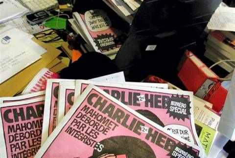 Επίθεση χάκερ στην ιστοσελίδα του Charlie Hebdo