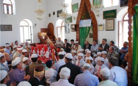 Μαθήματα τουρκισμού με θρησκευτικό μανδύα...στην Θράκη