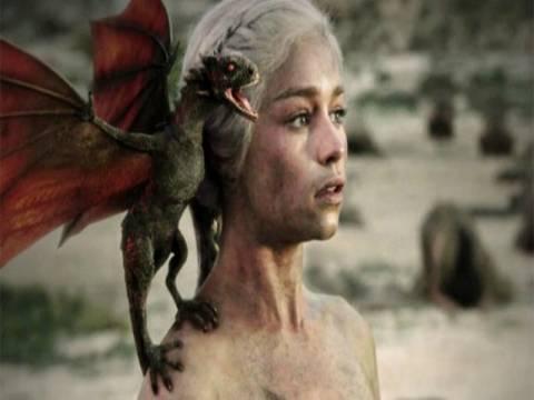 Game Of Thrones: Δείτε πως είναι οι σκηνές πριν τα ειδικά εφέ!