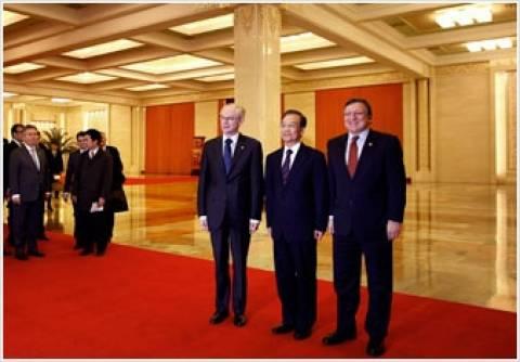 Ξεκινά σήμερα η σινο-ευρωπαϊκή σύνοδος κορυφής