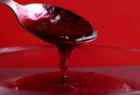 Ανάκληση σιροπιού γλυκόζης για ζαχαροπλαστική και σιροπιού φράουλας