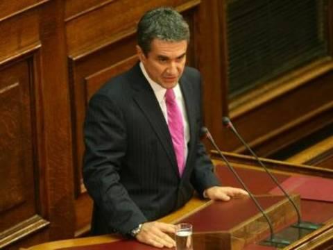 Α. Λοβέρδος: Η κυβέρνηση δεν έχει καμία αναπτυξιακή στρατηγική