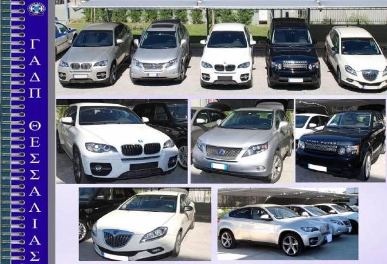 Εξαρθρώθηκε σπείρα διακίνησης κλεμμένων αυτοκινήτων στο εξωτερικό
