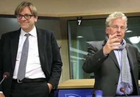 Ομοσπονδιακή Ευρώπη προτείνουν Κον Μπεντίτ και Φέρχοφστατ