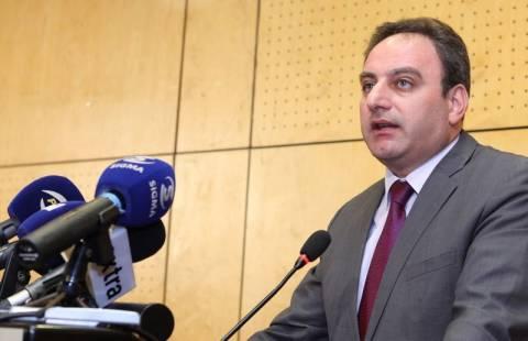 Στεφάνου: Δεν τίθεται θέμα εξόδου της Κύπρου από την ευρωζώνη