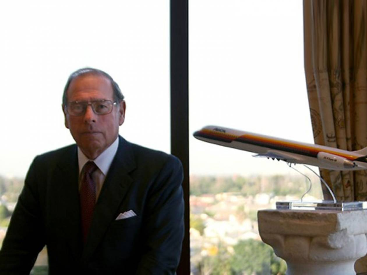 Τζορτζ Αργυρός: O δισεκατομμυριούχος που ξεκίνησε με 900 δολ. δανεικά