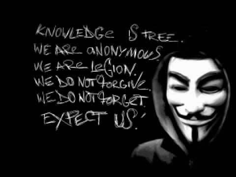 Δίωξη εναντίον μελών των Ελλήνων Anonymous