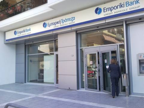 WSJ: Νέο πρόβλημα στη διαδικασία πώλησης της Εμπορικής Τράπεζας