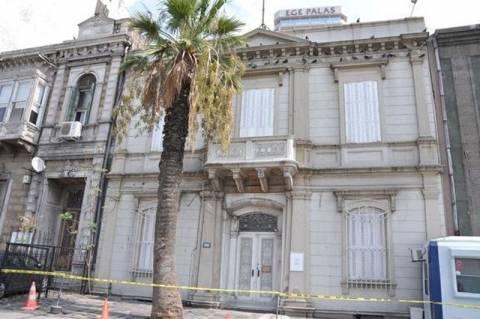 Μιλιέτ: Στο σφυρί το ελληνικό προξενείο στη Σμύρνη