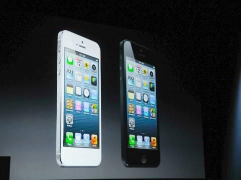 Πουλήθηκαν ήδη 5 εκατ. iPhone 5