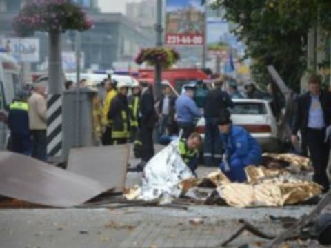 Οδηγός λεωφορείου σκότωσε επτά άτομα σε στάση