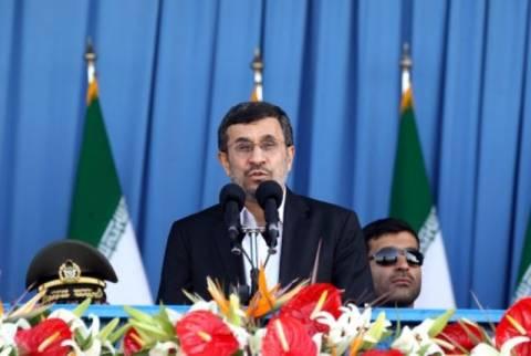 Αχμαντινετζάντ: «Η ομοφυλοφιλία είναι υπόθεση των καπιταλιστών»