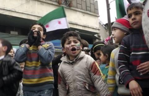 Σοκαριστικές μαρτυρίες των παιδιών της Συρίας
