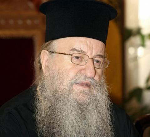 Άνθιμος: Δεν συμφωνώ με τη δίωξη του «γέροντα Παστίτσιου»
