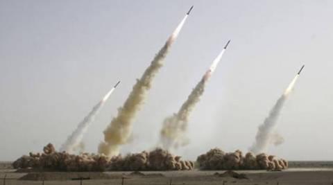 Επίδειξη πυραυλικής ισχύος του Ιράν στις ΗΠΑ και τους συμμάχους της