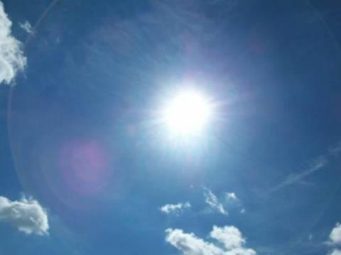 Καλοκαιρινός καιρός σήμερα