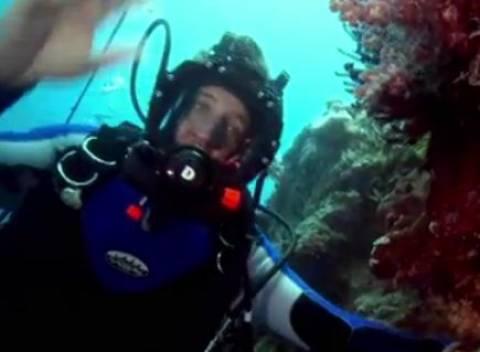 Βίντεο: Μετά το Street View η Google μας φέρνει το Sea View!