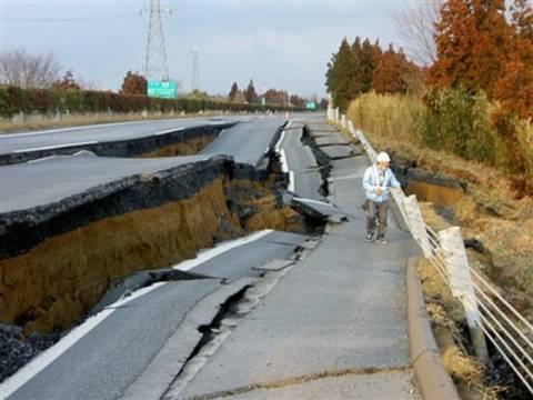 Δυνατή η ενεργοποίηση μακρινών ρηγμάτων από ισχυρούς σεισμούς