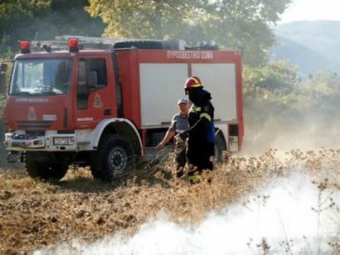 Καιγόταν σπίτι και έκαναν έρανο για να βάλουν καύσιμα στο πυροσβεστικό