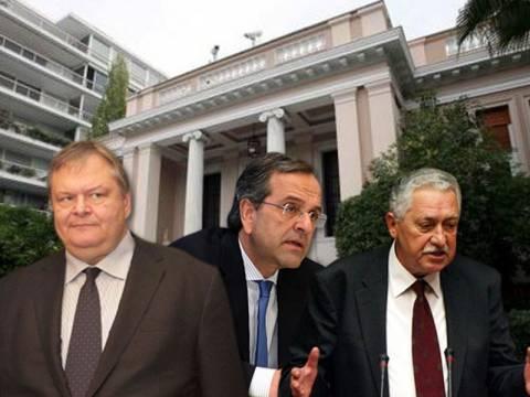 Συμφωνία των τριών στα νέα μέτρα