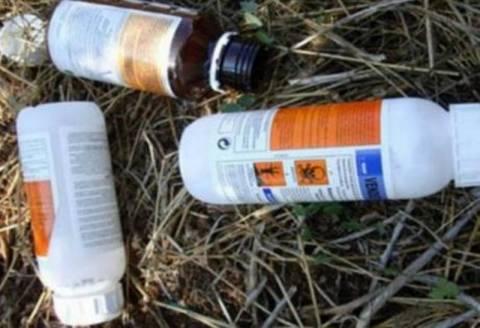 Αλεξανδρούπολη: Έφερναν λαθραία φυτοφάρμακα από Τουρκία!