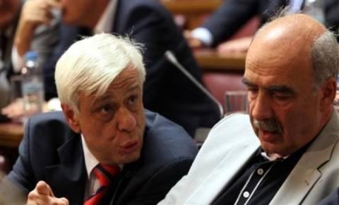 Διέψευσαν Μεϊμαράκης-Παυλόπουλος τα «γαλλικά»