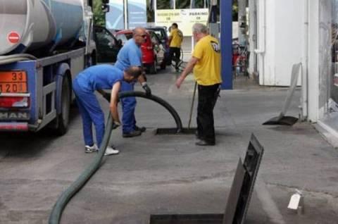 Συστήνεται επιτροπή παρακολούθησης εισροών – εκροών στα βενζινάδικα