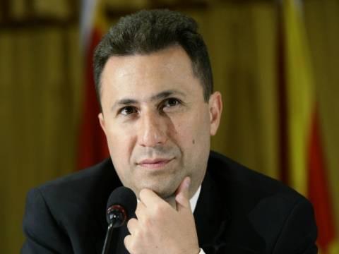 O Γκρουέφσκι πρότεινε «δύο μοντέλα επίλυσης» του Σκοπιανού